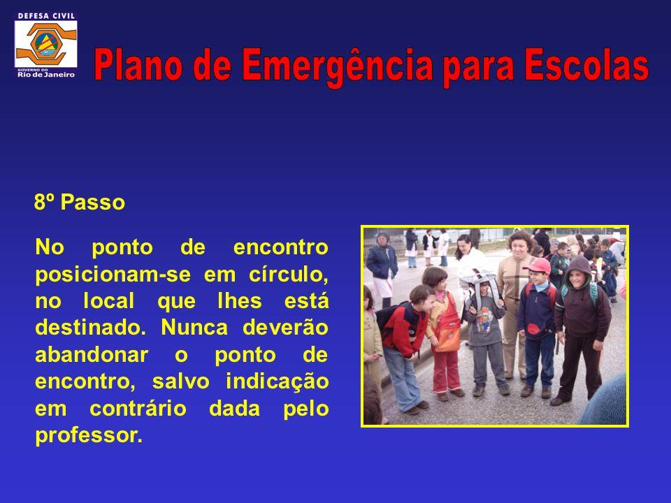 Plano de Emergência para Escolas
