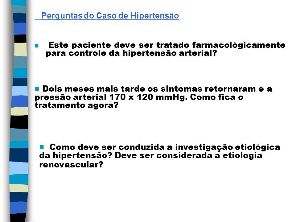 Perguntas do Caso de Hipertensão