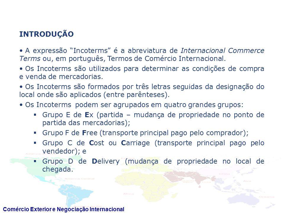 Incoterms Internacional Commerce Terms Ppt Carregar