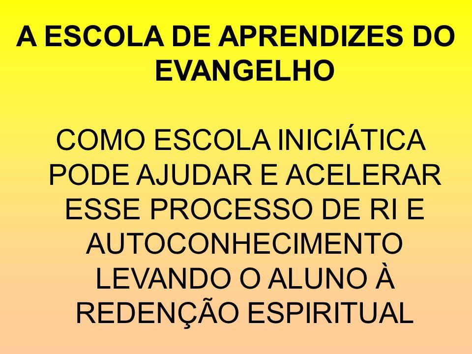 Aprendizes Do Evangelho: INTRODUÇÃO AO PROCESSO DE REFORMA ÍNTIMA