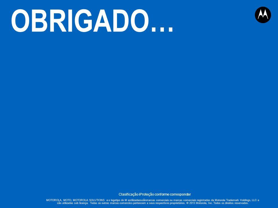 OBRIGADO… Exemplo de fotografia de agradecimento ou resumo das Perguntas e Respostas. Fonte Arial 80pt.