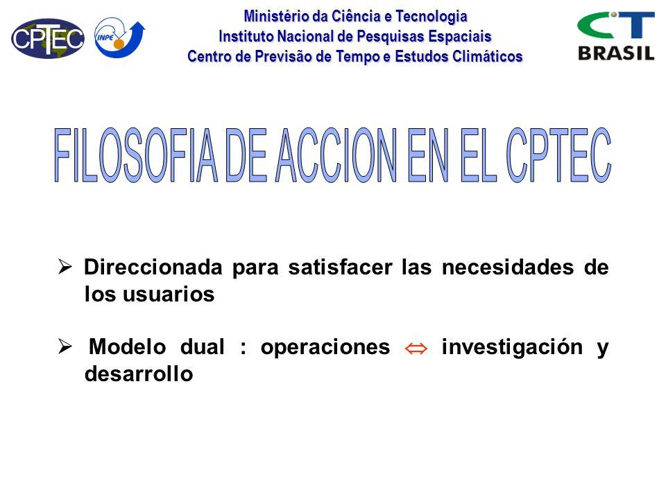 FILOSOFIA DE ACCION EN EL CPTEC
