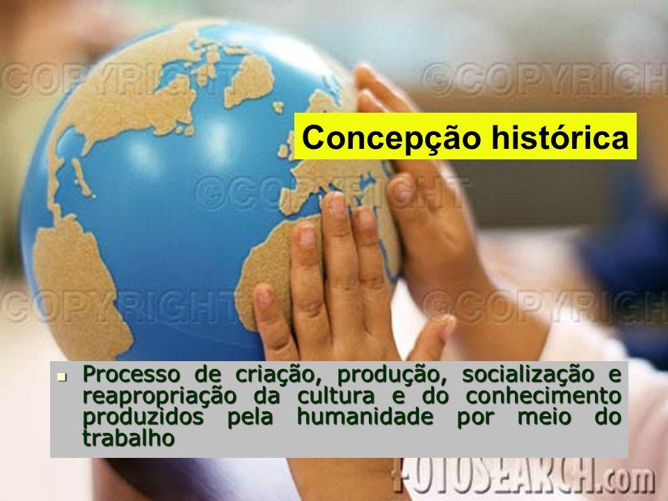 Concepção histórica
