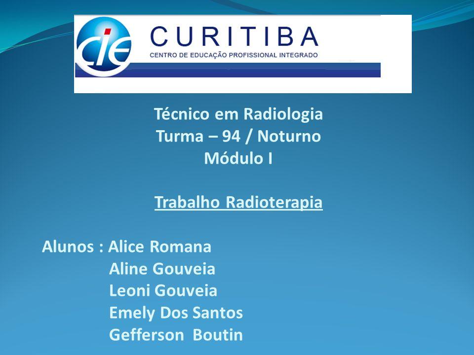 0c69a89732690 Trabalho Radioterapia - ppt video online carregar