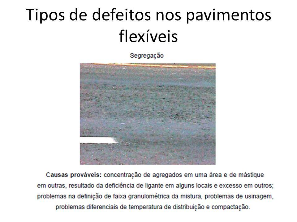 Defeitos nos pavimentos das rodovi rias ppt video online carregar - Tipos de pavimentos ...