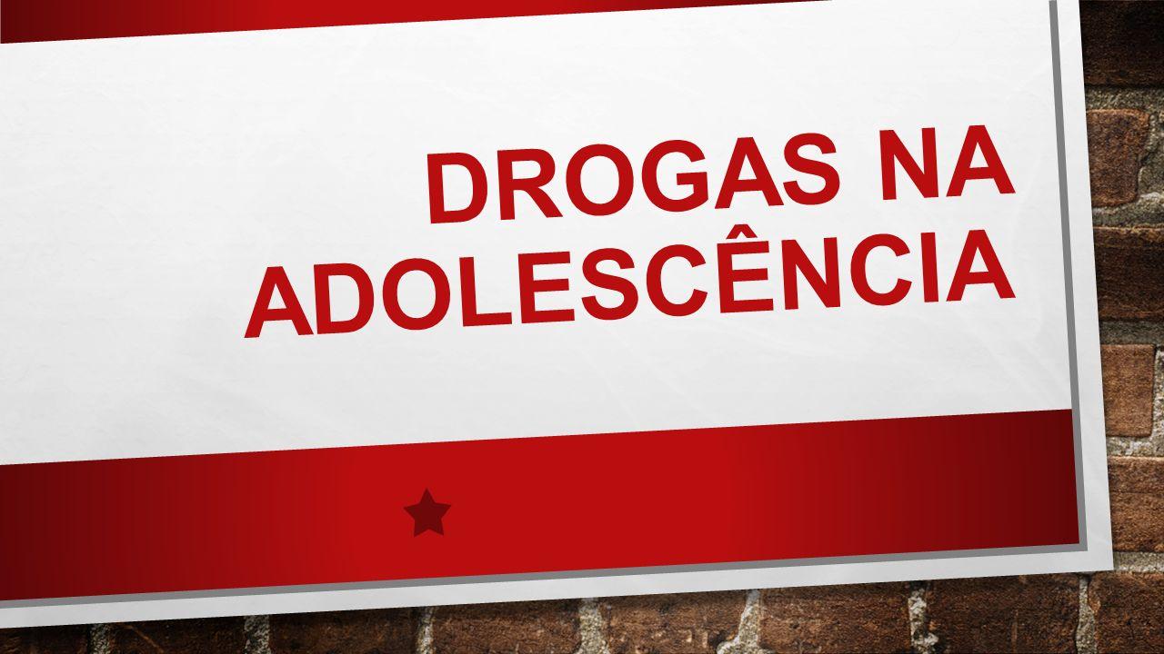 Ppt Carregar: Drogas Na Adolescência