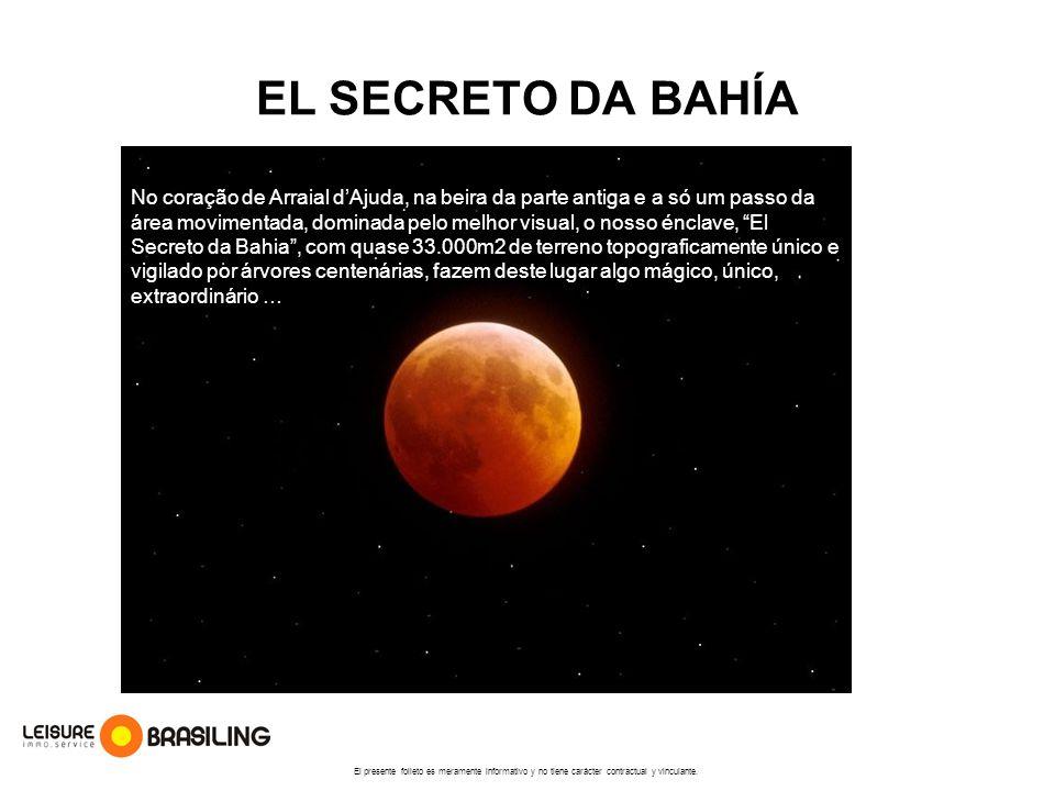 EL SECRETO DA BAHÍA