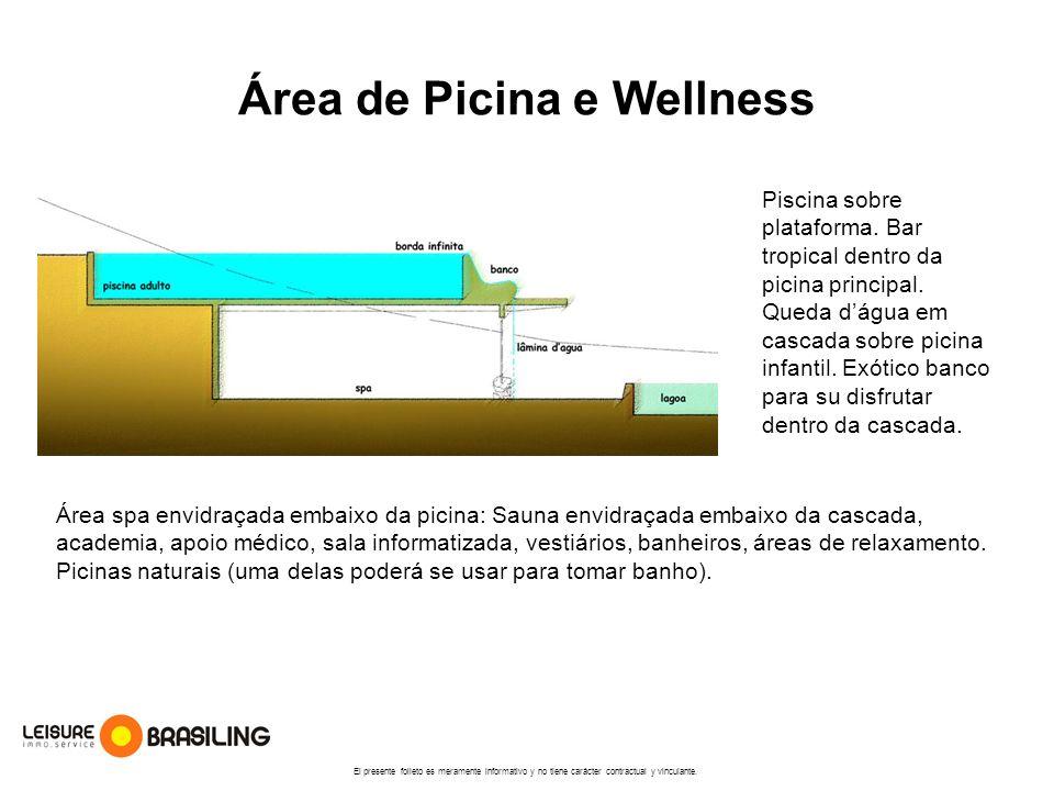 Área de Picina e Wellness