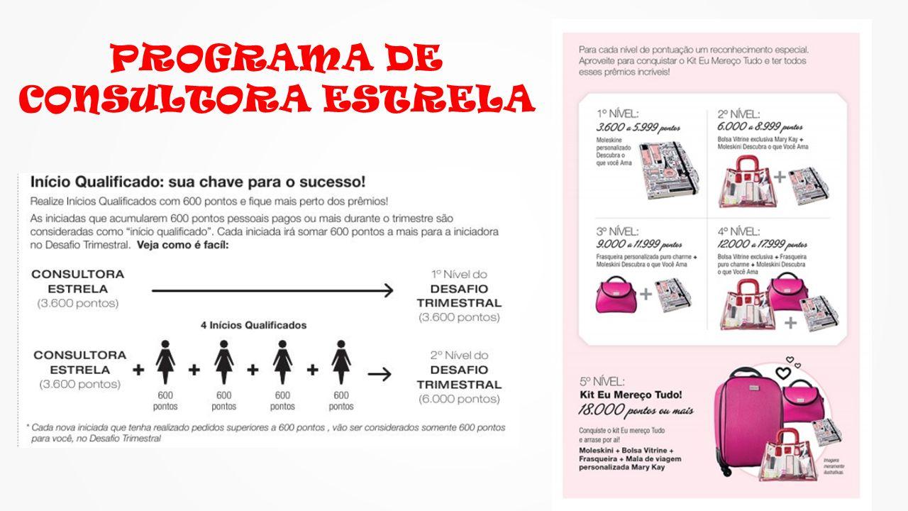 PROGRAMA DE CONSULTORA ESTRELA
