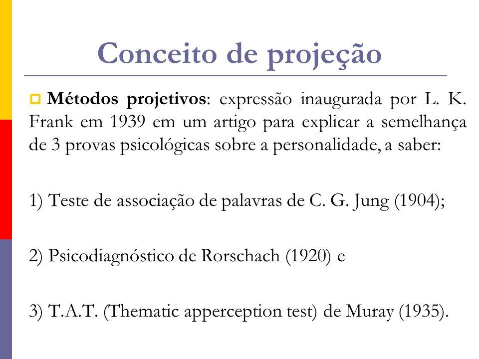 Conceito de projeção