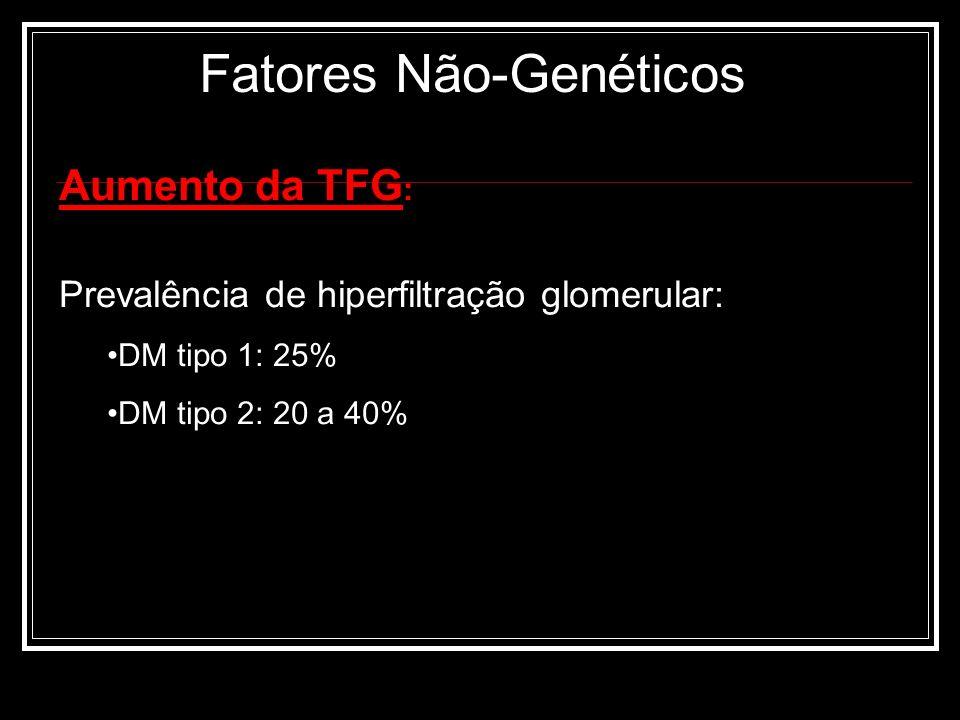 Fatores Não-Genéticos