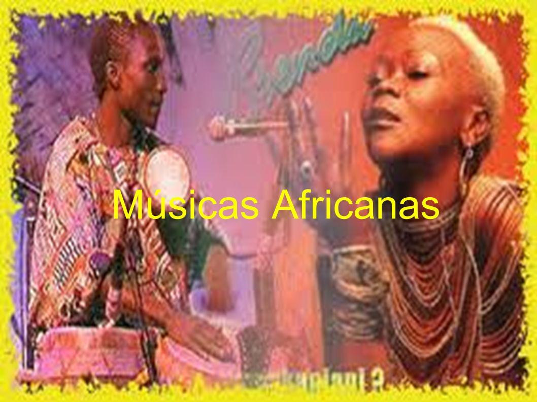 Músicas Africanas