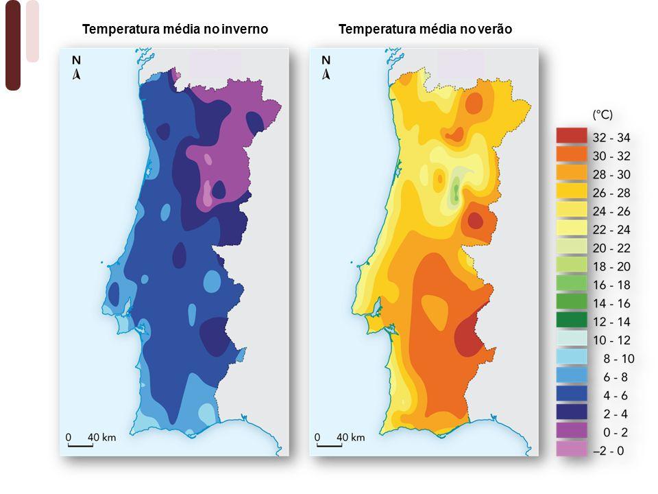 Temperatura média no inverno