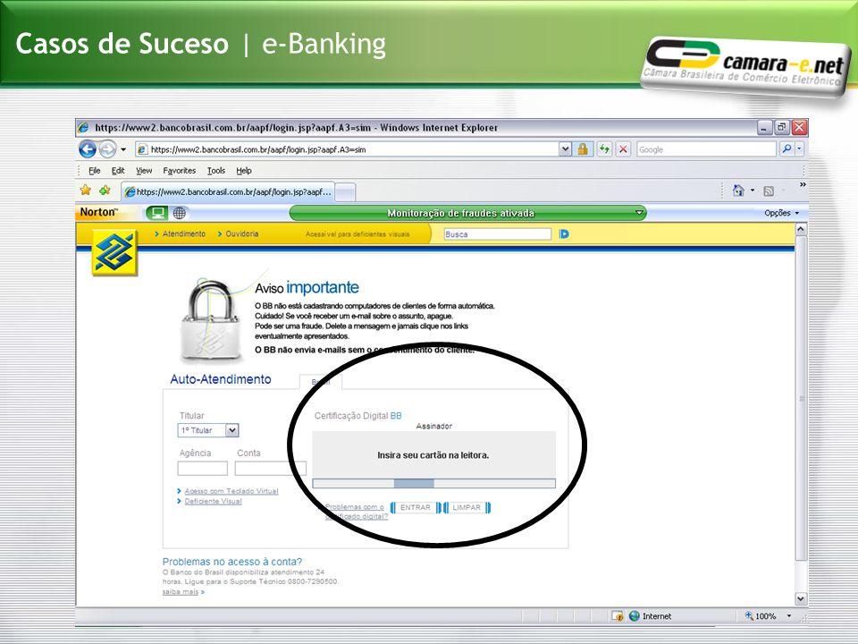 Casos de Suceso | e-Banking