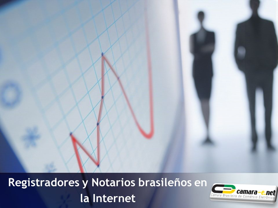 Registradores y Notarios brasileños en la Internet