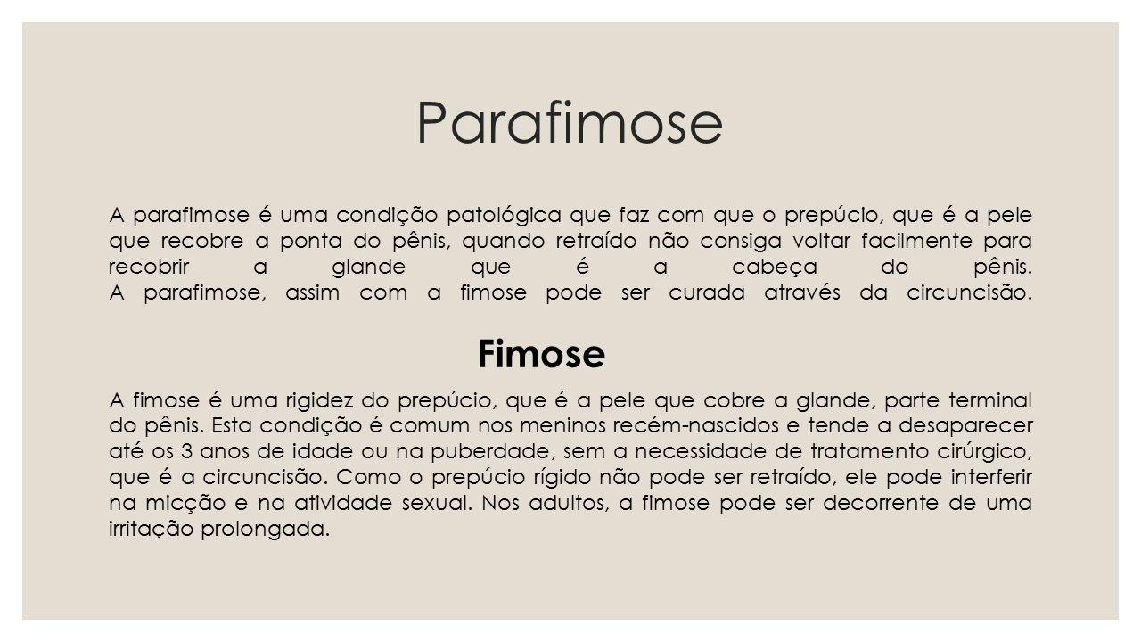 Parafimose