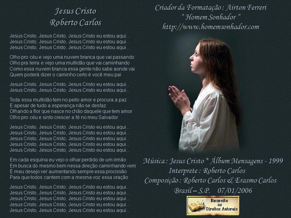 Jesus Cristo Roberto Carlos