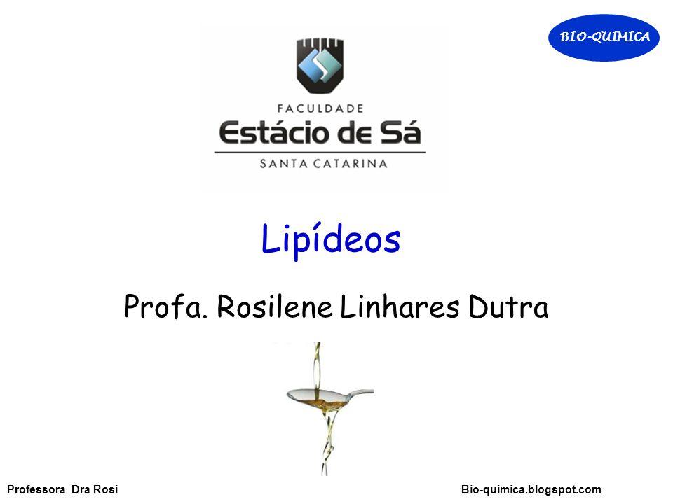 Profa. Rosilene Linhares Dutra