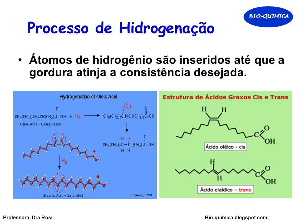 Processo de Hidrogenação