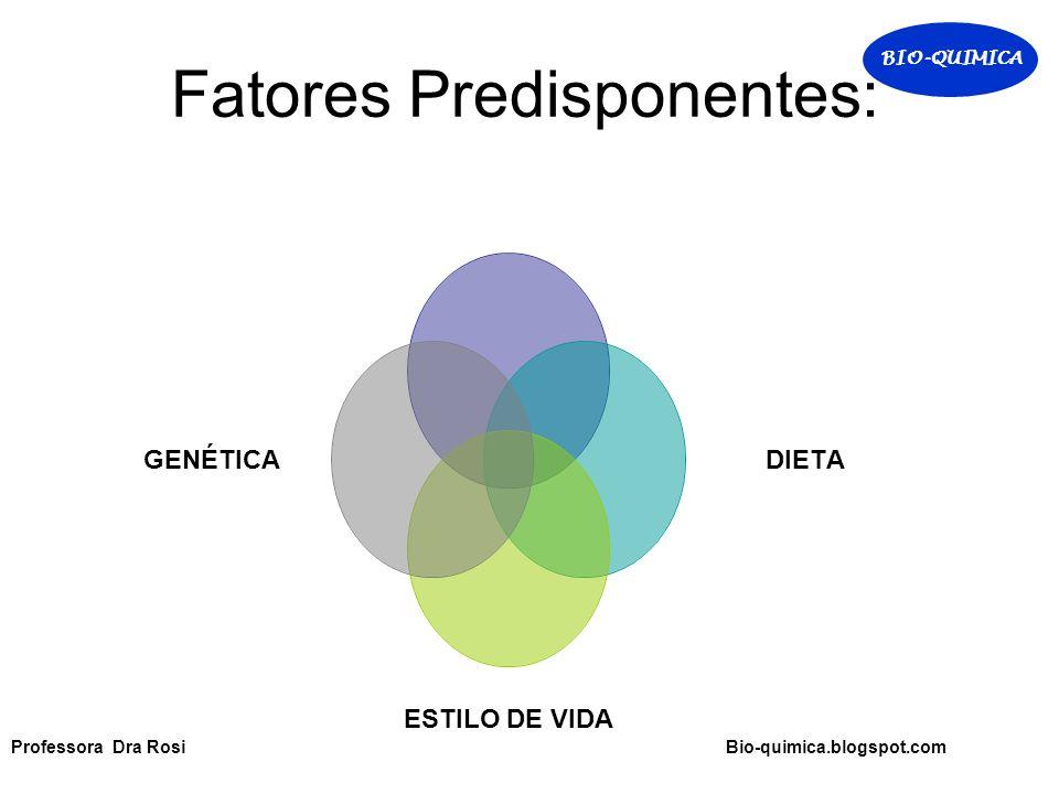 Fatores Predisponentes: