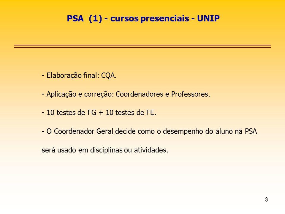 PSA (1) - cursos presenciais - UNIP