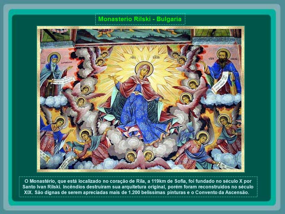 Monasterio Rilski - Bulgaria