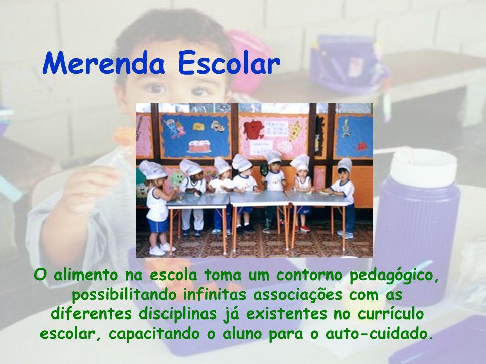 Merenda Escolar