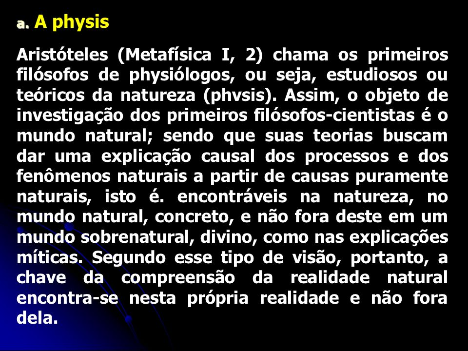A physis