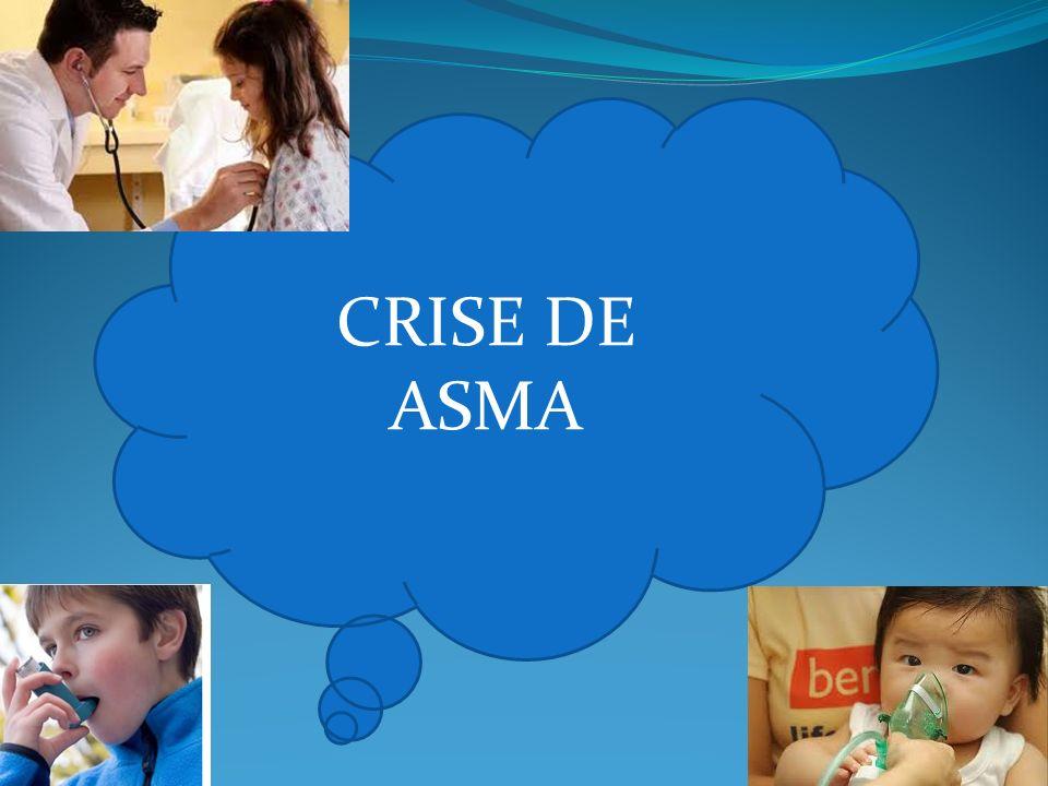 CRISE DE ASMA