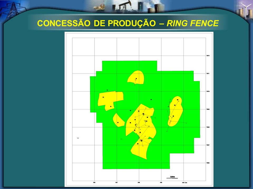 CONCESSÃO DE PRODUÇÃO – RING FENCE