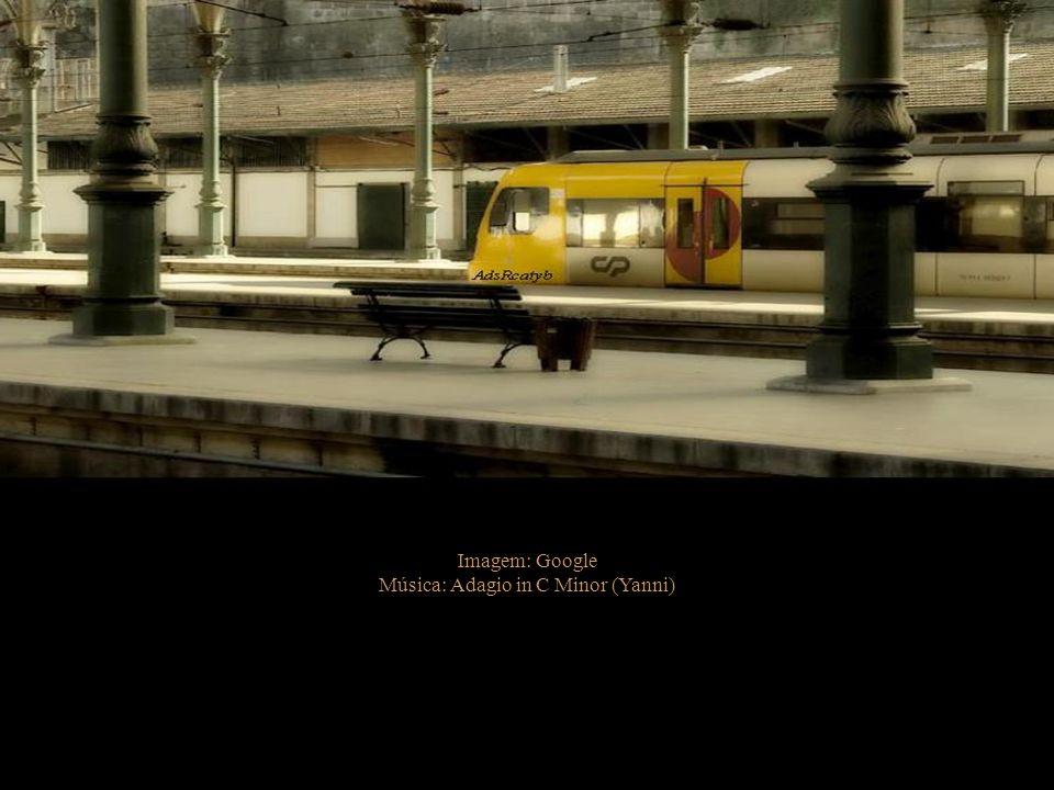Imagem: Google Música: Adagio in C Minor (Yanni)