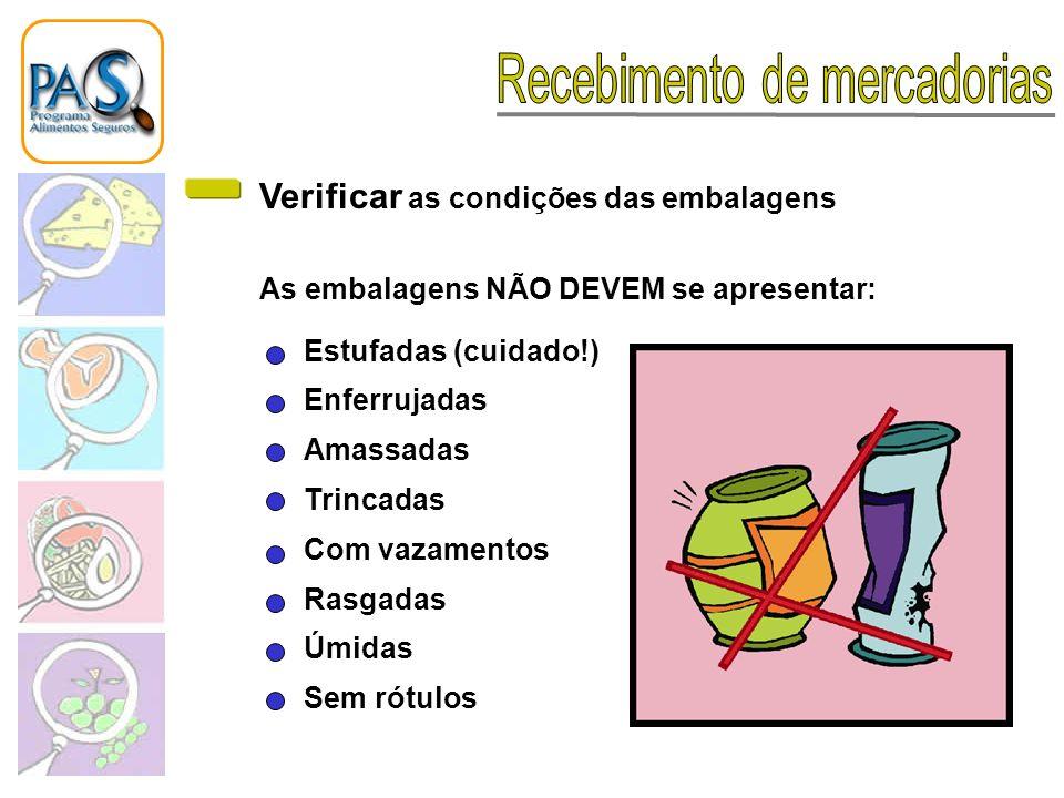 Resultado de imagem para recepção de mercadorias procedimentos