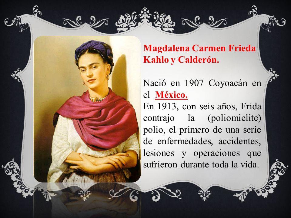 Magdalena Carmen Frieda