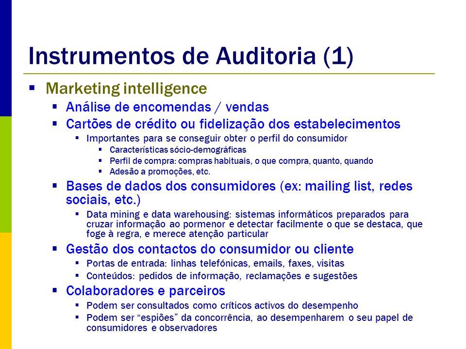 Instrumentos de Auditoria (1)
