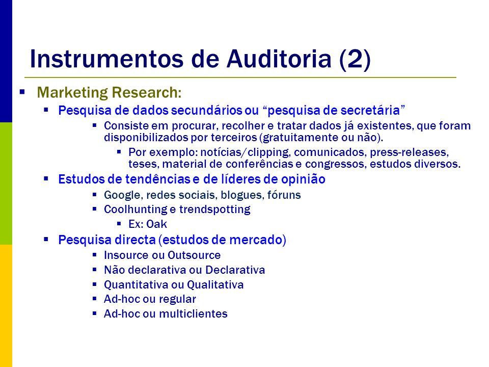 Instrumentos de Auditoria (2)