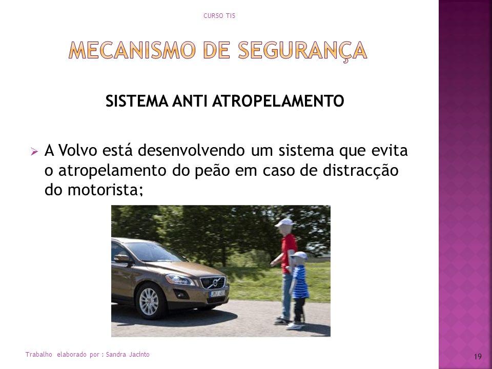 mecanismo de segurança