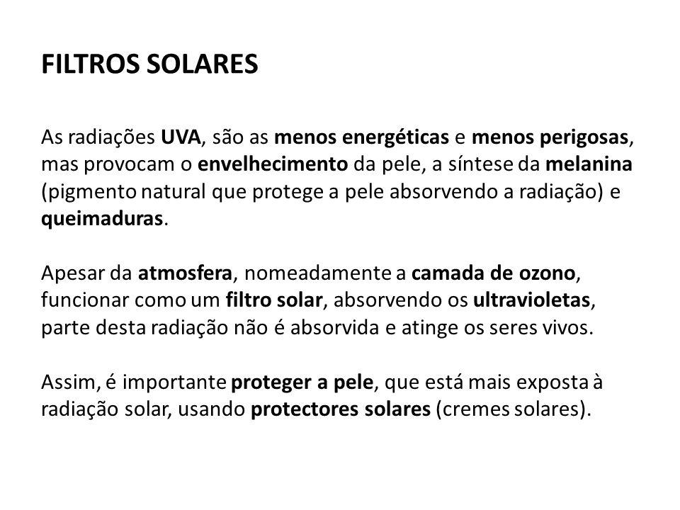 FILTROS SOLARES