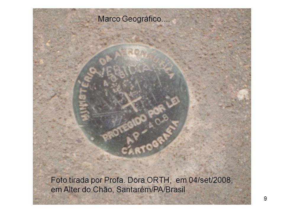 Marco Geográfico.... Foto tirada por Profa.