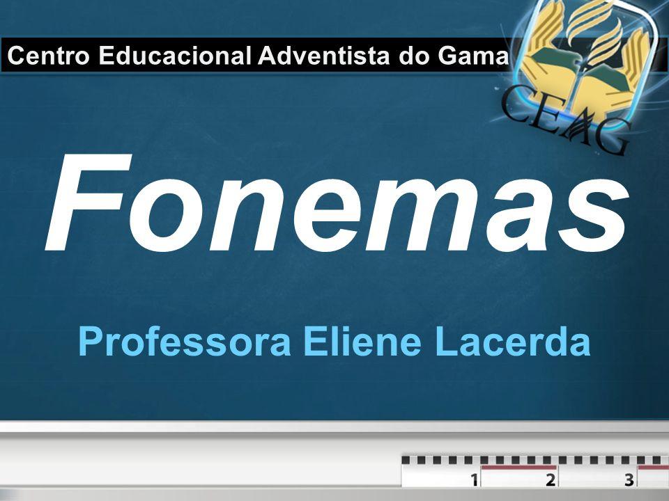 Professora Eliene Lacerda