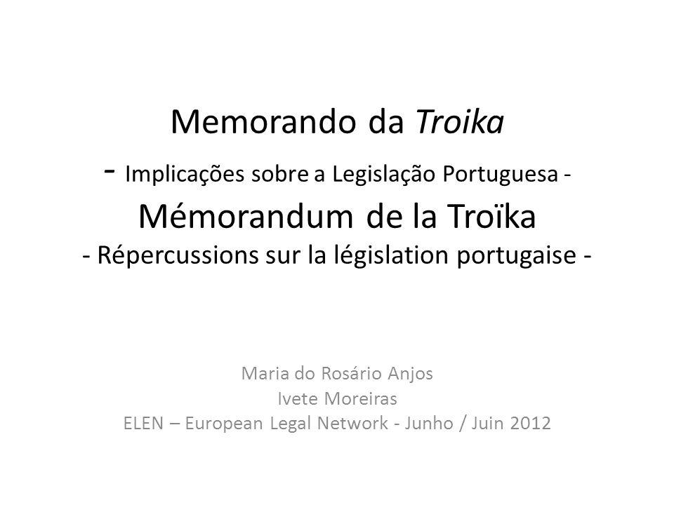 ELEN – European Legal Network - Junho / Juin 2012