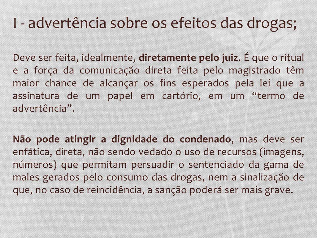 lei de drogas em pdf