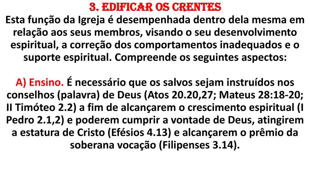 Top ECLESIOLOGIA DOUTRINA DA IGREJA A palavra IGREJA (EKKLESIA, no  AK45