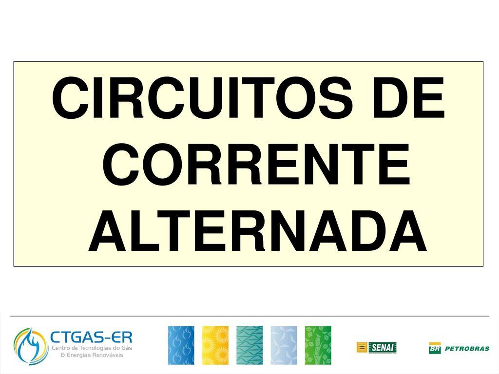 Circuito Corrente Alternada : Circuitos elÉtricos em ca ppt carregar
