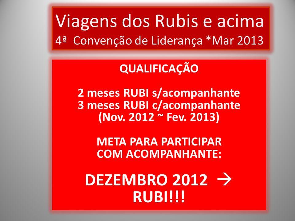 2 meses RUBI s/acompanhante 3 meses RUBI c/acompanhante
