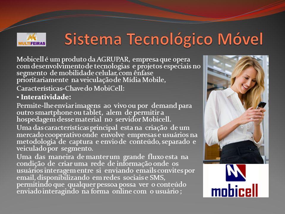 Sistema Tecnológico Móvel