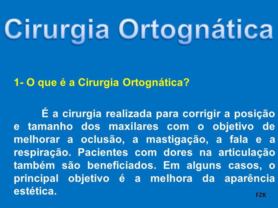 Cirurgia Ortognática 1- O que é a Cirurgia Ortognática