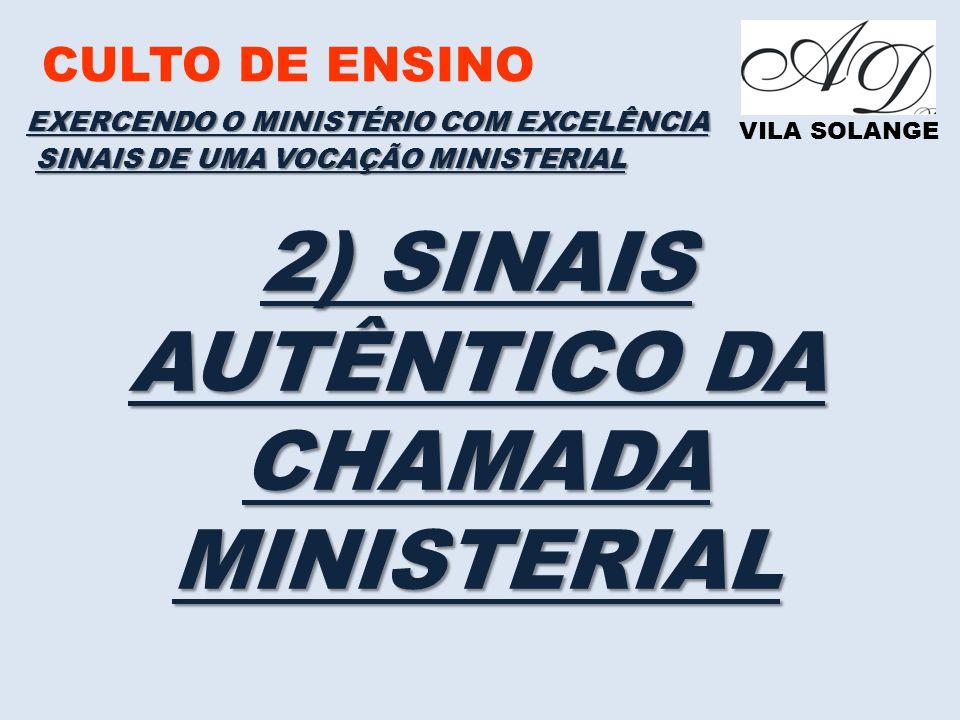 AUTÊNTICO DA CHAMADA MINISTERIAL