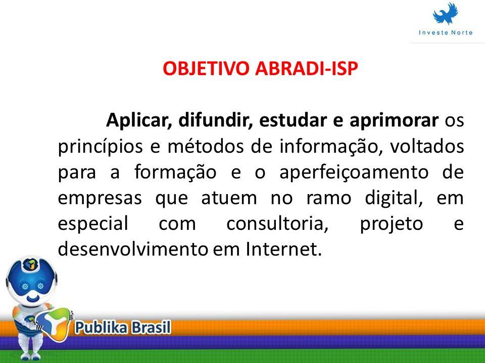 OBJETIVO ABRADI-ISP