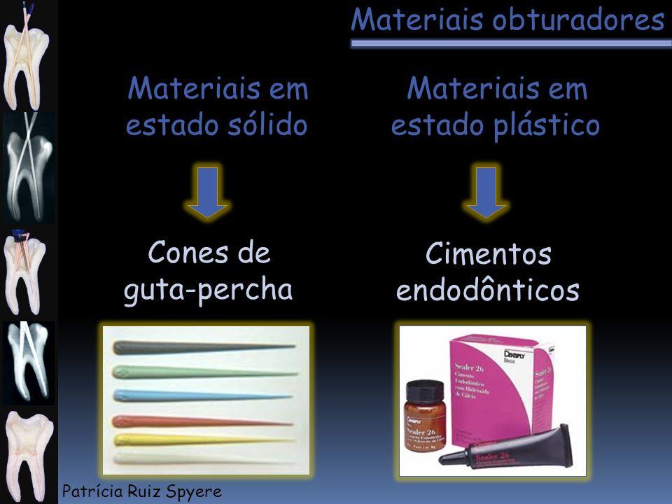 Materiais obturadores
