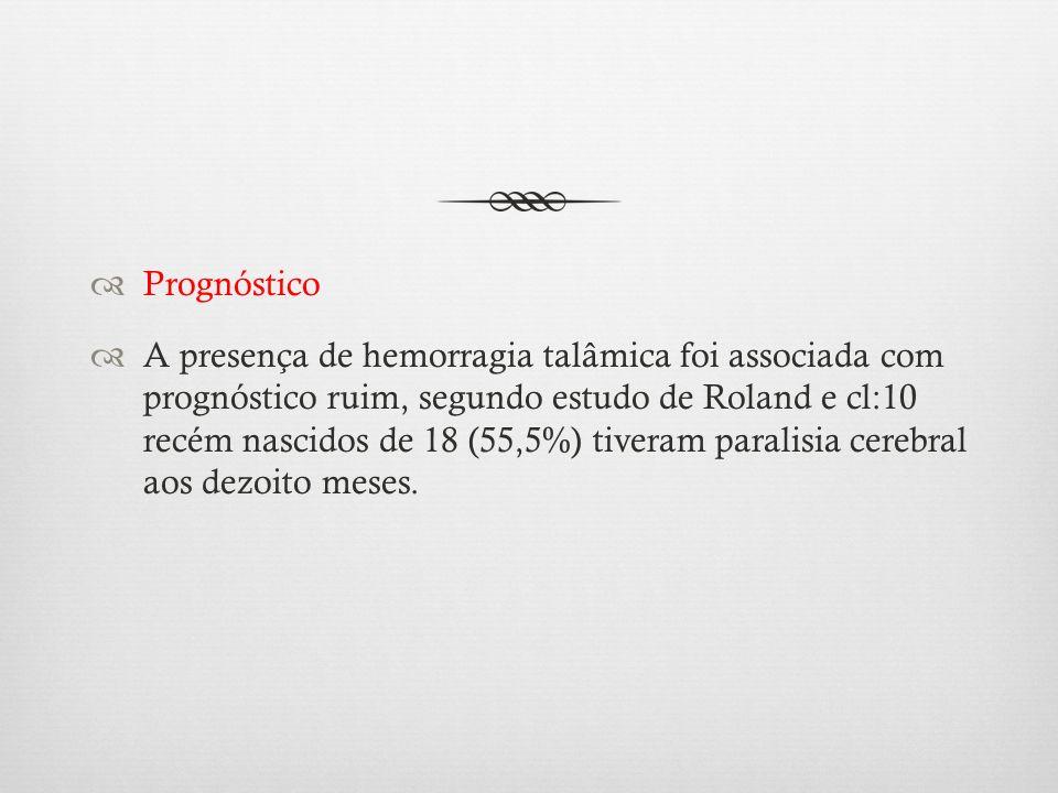 Prognóstico